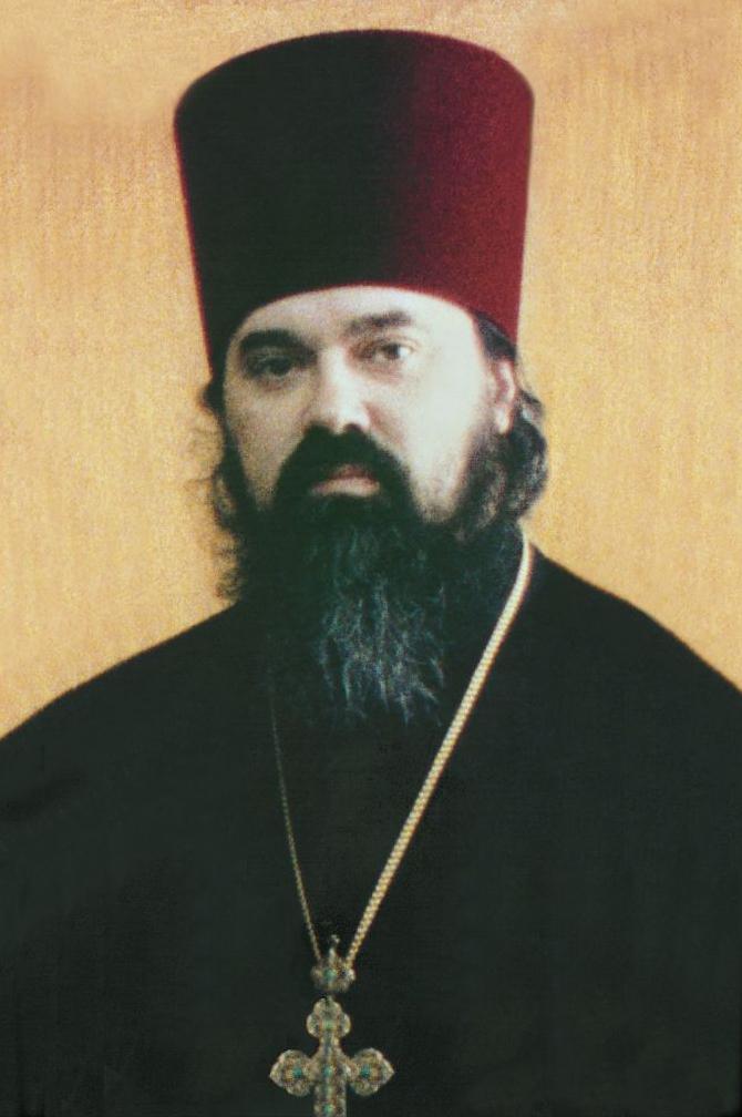 Протоиерей Феодор Соколов